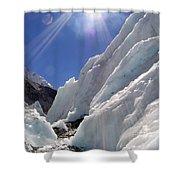 Ice And Sun Shower Curtain
