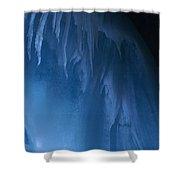 Ice Cave Eisriesenwelt Austria Shower Curtain
