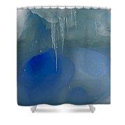 Ice Cold Fairytale... Shower Curtain
