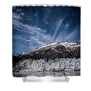 Ice Sky Water Shower Curtain