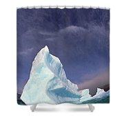 Iceberg Adrift Near South Orkney Shower Curtain
