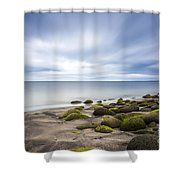 Iceland Tranquility 1 Shower Curtain