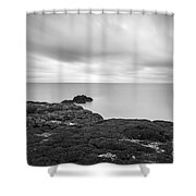 Iceland Tranquility 01 Shower Curtain