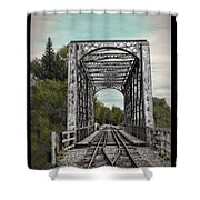 Idaho Falls Gateway Shower Curtain