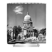 Idaho State Capitol Building Shower Curtain