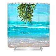 Idyllic Place Shower Curtain