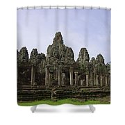 If Stone Could Speak Shower Curtain