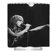 Iggy Pop Live At The Fillmore Shower Curtain