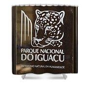 Iguacu National Park - Brazil Shower Curtain
