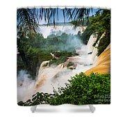 Iguazu Natural Wonder Shower Curtain
