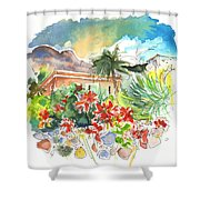 Igueste De San Andres 03 Shower Curtain
