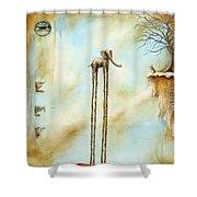 i'l Tappeto Magico #1 Shower Curtain