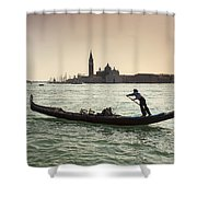 Il Veneziano Shower Curtain