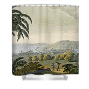 Ilheus Shower Curtain