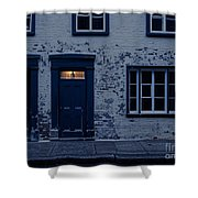 I'll Leave The Light On For You Shower Curtain by Edward Fielding