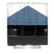 Illinois Bend Methodist Church Outdoor Meeting Shower Curtain
