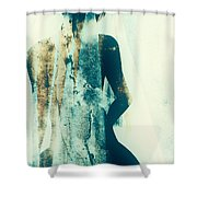 Illusions Shower Curtain