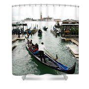 Images Of Venice 10 Shower Curtain