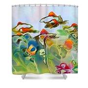 Imagine - Frc01v6 Shower Curtain