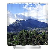 Imbabura Shower Curtain