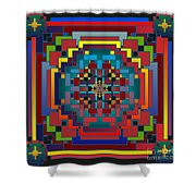 Imbroglio 2012 Shower Curtain