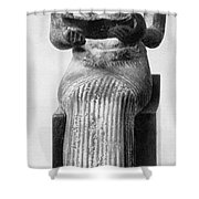Imhotep, 27th Century B.c Shower Curtain