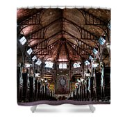 Immaculate Conception Church Shower Curtain