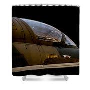 Impala II Shower Curtain