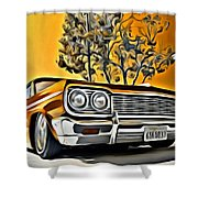 Impala Love Shower Curtain