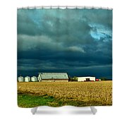 Impending Storm I Shower Curtain