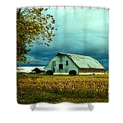 Impending Storm II Shower Curtain