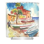 Imperia In Italy 01 Shower Curtain