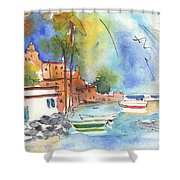 Imperia In Italy 02 Shower Curtain