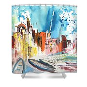 Imperia In Italy 03 Shower Curtain