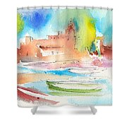 Imperia In Italy 05 Shower Curtain