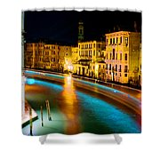 Impressionistic Photo Paint Gs 010 Shower Curtain