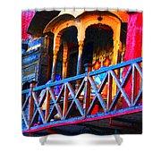 Impressionistic Photo Paint Ls 006 Shower Curtain