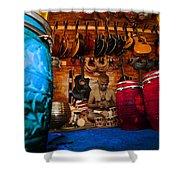 Impressionistic Photo Paint Ls 010 Shower Curtain