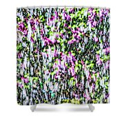 Impressions Of Spring 2 Shower Curtain