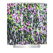 Impressions Of Spring 3 Shower Curtain