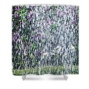 Impressions Of Spring 5 Shower Curtain