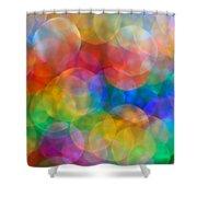 In A Daydream Shower Curtain