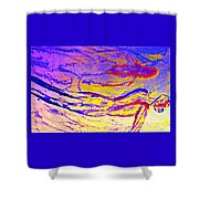Seems Like We Are In A Flow Again Shower Curtain