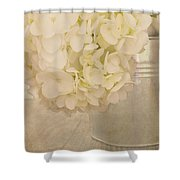 In A Gentle Way Shower Curtain