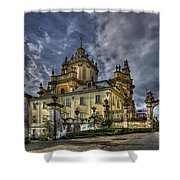 In Joy And Sorrow Shower Curtain