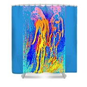 if you are In love with a stranger future, how do you know   Shower Curtain by Hilde Widerberg