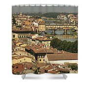 In Love With Firenze - 1 Shower Curtain