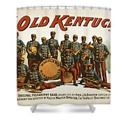 In Old Kentucky Shower Curtain