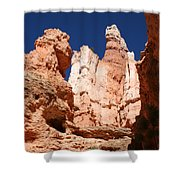 In The Bryce Canyon Shower Curtain