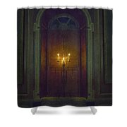 In The Great Hall Shower Curtain